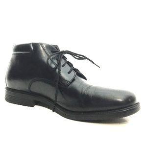 Rockport Adiprene Men's Black Leather Chukka Boots